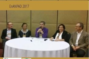 Asociaciones Académicas buscan posibilidades de Cooperación Internacional en importante Congreso de Administración en Brasil